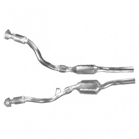 Catalyseur pour FORD MONDEO 2.0 TDi TDi Turbo Diesel (catalyseur situé coté moteur)