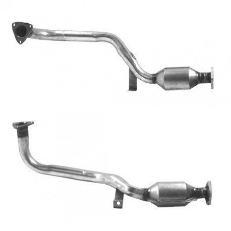 Catalyseur pour FORD MONDEO 2.2 TDi TDi Turbo Diesel (catalyseur situé coté moteur)