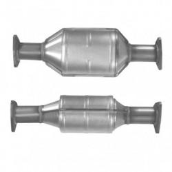 Catalyseur pour LAND ROVER FREELANDER 1.8 catalyseur situé sous le véhicule