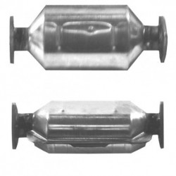 Catalyseur pour MAZDA 323 1.8 GTi 16v (630mm de longueur)