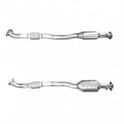 Catalyseur pour MERCEDES E320 3.2 (W210) V6 Tiptronic berline (coté droit) sansn 4matic