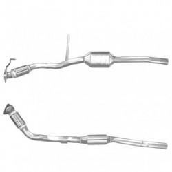 Catalyseur pour HONDA ACCORD 2.2 Dti CDTi Turbo Diesel (catalyseur situé sous le véhicule)