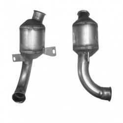 Catalyseur pour MG ZR 1.8 120 16v (catalyseur situé sous le véhicule)