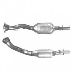 Catalyseur pour NISSAN MICRA 1.0 16v (K11 Series 315mm de longueur)