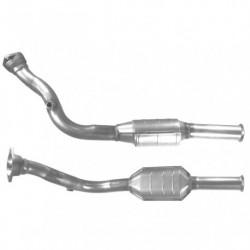 Catalyseur pour OPEL ASTRA 1.6 8v 'E-Drive' Auto Cabriolet (tuyau avant et catalyseur)