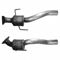 Catalyseur pour OPEL VECTRA 2.5 V6 24v