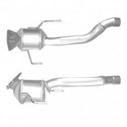 Catalyseur pour OPEL VECTRA 3.2 V6 (catalyseur situé sous le véhicule)
