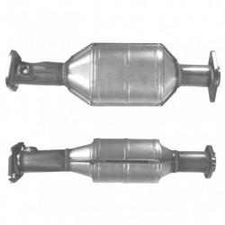 Catalyseur pour PEUGEOT 106 1.1 Catalyseur situé coté moteur