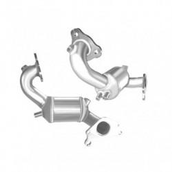 Catalyseur pour PEUGEOT 206 1.1 Catalyseur situé coté moteur