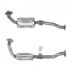 Catalyseur pour PEUGEOT 206 1.4 ET3J4 (catalyseur situé coté moteur)