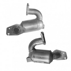 Catalyseur pour PEUGEOT 306 1.4 Sans OBD (catalyseur situé sous le véhicule)