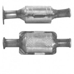 Catalyseur pour PEUGEOT 406 2.0 berline break (XU10J4)