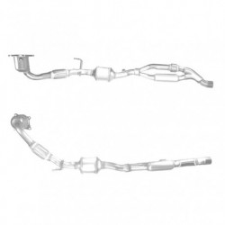 Catalyseur pour LANCIA PHEDRA 2.2 HDi HDi (DW12ATED4 - 1er catalyseur)