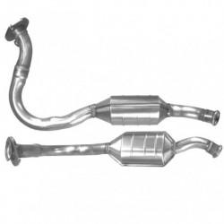Catalyseur pour ROVER 75 1.8 16v (catalyseur situé sous le véhicule)