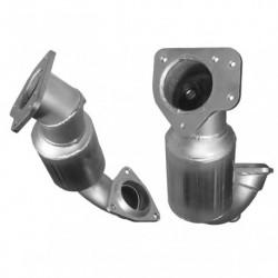 Catalyseur pour SEAT CORDOBA 1.6 16v (BTS - 2ème catalyseur)
