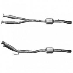 Catalyseur pour SEAT INCA 1.6 1F (tuyau avant et catalyseur)
