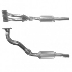 Catalyseur pour SEAT TOLEDO 2.3 20v V5 150cv (AGZ)