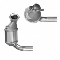 Catalyseur pour VOLKSWAGEN POLO 1.4 16v (AFH double tuyau avant)