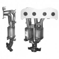 Catalyseur pour VOLVO 460 1.7 Turbo Auto (N° de chassis 218801 et suivants)