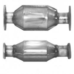 Catalyseur pour VOLVO S40 2.0 Catalyseur et tuyau avant en un
