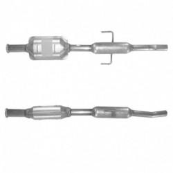 Catalyseur pour VOLVO S80 2.4 20v (B5244S - B5244S2 - Collecteur)