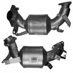 Catalyseur pour VOLVO V40 1.8 Catalyseur et tuyau avant en un