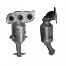 Tuyau pour ALFA ROMEO 166 2.5 V6 24v Front (long) Tuyau avant