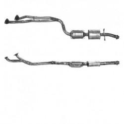 Catalyseur pour MERCEDES SPRINTER 2.3 (904) 408D Diesel Boite manuelle