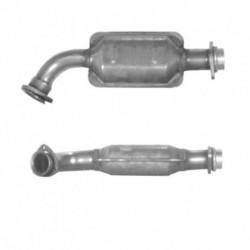 Catalyseur pour NISSAN PRIMERA 2.2 TD dCi Turbo Diesel (WP12 - YD22DDT)