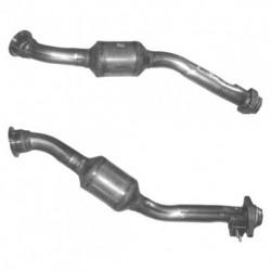Catalyseur pour PEUGEOT 106 1.4 Diesel