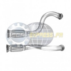 Catalyseur pour Citroen C5 2.0 HDi HDi 90 8V Break Mot: DW10TD BHP 90 NON-OBD