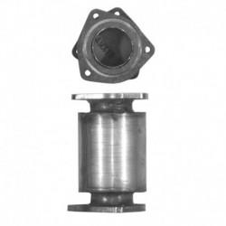 Catalyseur pour PEUGEOT 407SW 1.6 HDi HDi (DV6TED4 - pour véhicules sans FAP)