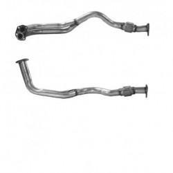 Catalyseur pour Ford Escort 1.4 EFi 8V Hayon Mot: FUH BHP 74