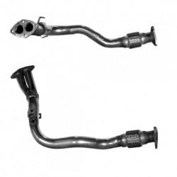 Catalyseur pour Ford Escort 1.4 CFi 8V Hayon Mot: F4B BHP 70