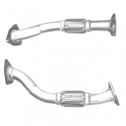 Catalyseur pour Ford Focus 1.6 16V Berline Mot: HWDA - HWDB - SHDA - SHDB - SHDC BHP 99