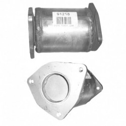 Catalyseur pour PEUGEOT BOXER 2.8 HDi HDi (814043S - Euro 4)