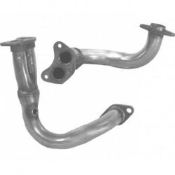 Catalyseur pour Mazda 2 1.3 16V Hayon Mot: ZJ-VE BHP 74