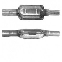 Catalyseur pour PEUGEOT PARTNER 1.9 Diesel (DW8B N° de chassis 09065 et suivants)