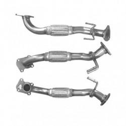 Catalyseur pour Mercedes C220 2.2 (C220 W203) CDi 16V Berline Mot: OM611.962 BHP 143