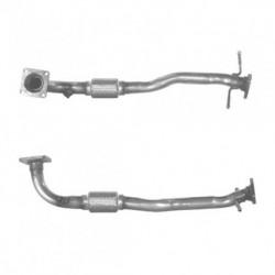 Catalyseur pour Mercedes SL320 3.2 (SL320 R129) 18V Cabriolet Mot: M112.943 BHP 224
