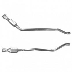 Catalyseur pour RENAULT CLIO 1.9 Dti DTi Turbo Diesel (Catalyseur seul)