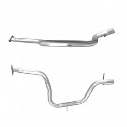 Catalyseur pour Nissan Micra 1.0 (Micra K11) 16V Hayon Mot: CG10DE BHP 60