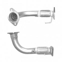Catalyseur pour Opel Astra F 1.4 (Astra Mk 3) 16V Break Mot: X14XE BHP 89 NON-OBD