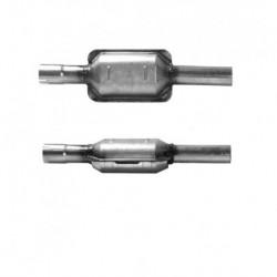 Catalyseur pour RENAULT GRAND SCENIC 1.9 TD dCi Turbo Diesel (F9Q - pour véhicules avec/sans FAP)