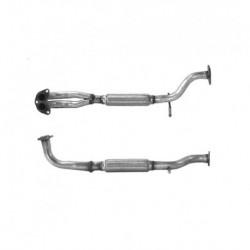 Catalyseur pour Opel Astra G 1.8 16V Break Mot: X18XE1 BHP 113 NON-OBD