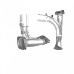 Catalyseur pour Opel Omega 2.5 24V Break Mot: X25XE BHP 168 NON-OBD