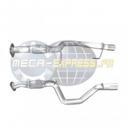 Catalyseur pour Opel Omega 2.5 24V Berline Mot: X25XE BHP 168 NON-OBD