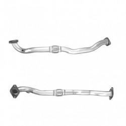 Catalyseur pour Opel Vectra 2.0 Di 16V Break Mot: X20DTL BHP 81 NON-OBD