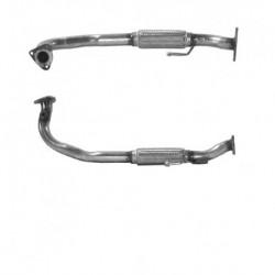 Catalyseur pour Opel Vectra 2.0 (Vectra B) Di 16V Hayon Mot: X20DTL BHP 81 NON-OBD