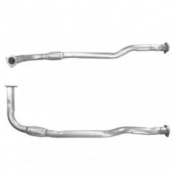 Catalyseur pour Opel Vectra 2.2 (Vectra B) 16V Hayon Mot: Z22SE BHP 145 OBD